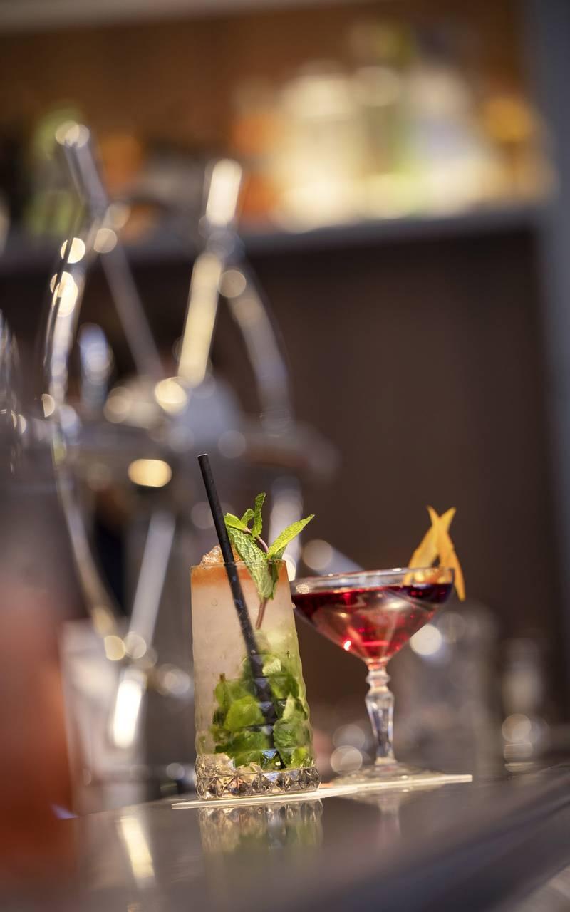 cocktails, restaurant Toulon, L'Equerre, L'Eautel