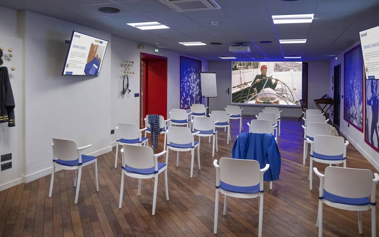 Salle de réunion, location de salle Toulon, l'Eautel