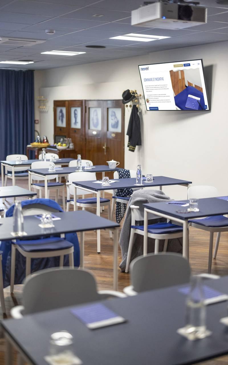 Salle de séminaire, location de salle Toulon, l'Eautel